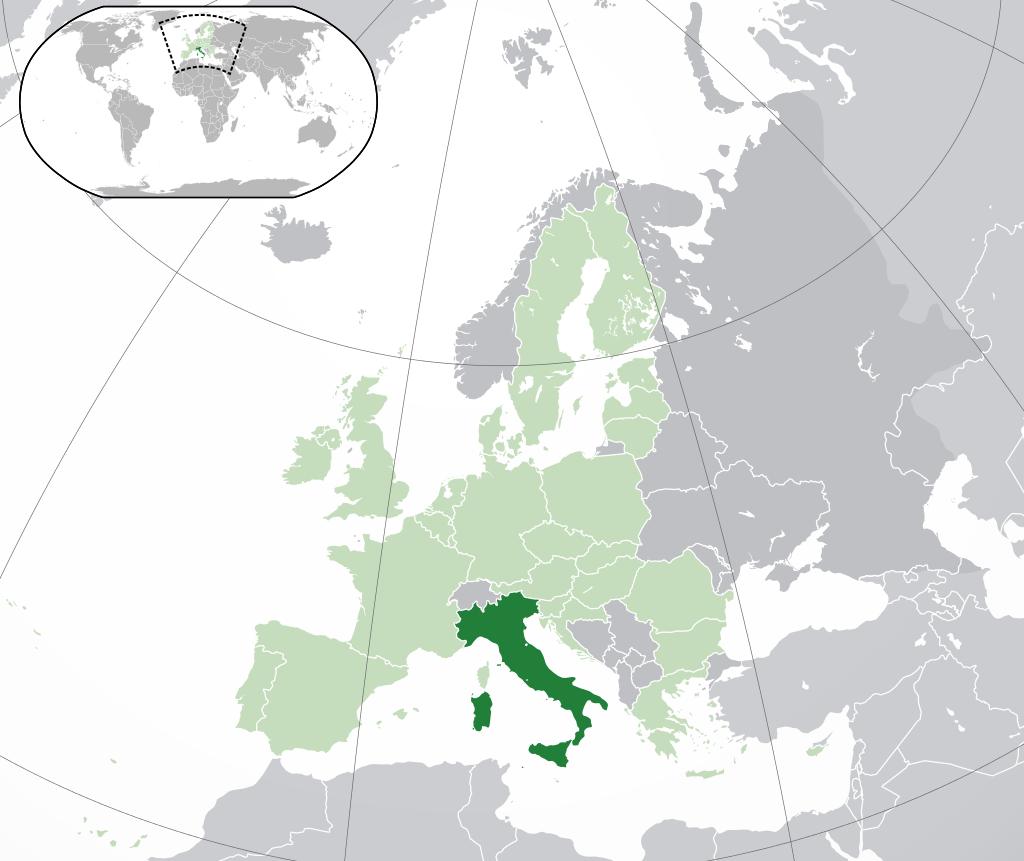 Italia (México Republicano y Prospero)