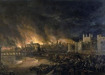1666:La Destrucción de Londres