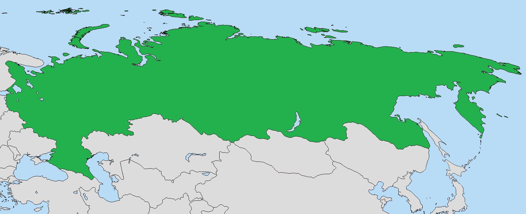 República Federal de Rusia (Gran Imperio Alemán)