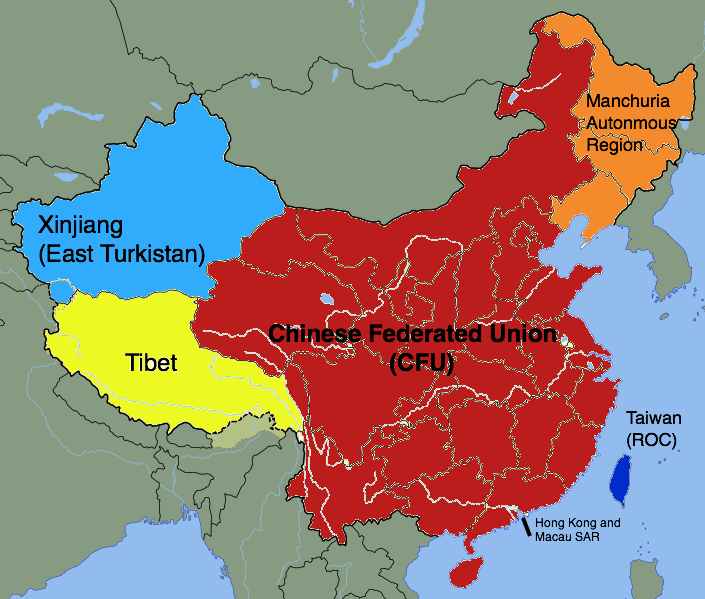 China (The Era of Relative Peace)