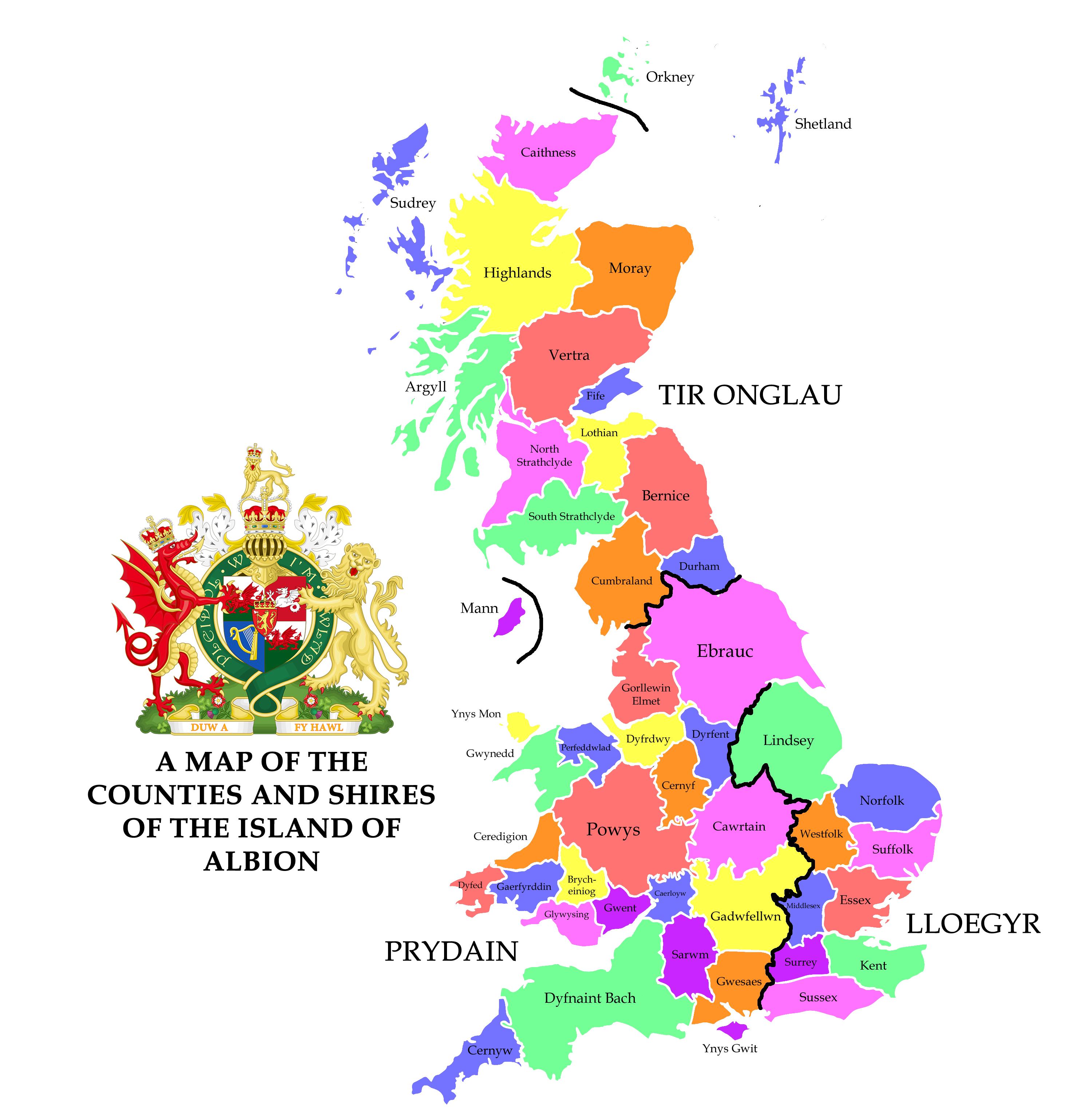 England (Fidem Pacis)