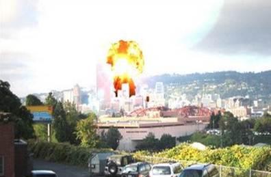 Bombardeos atómicos sobre Portland y Olympia (Gran Imperio Alemán)
