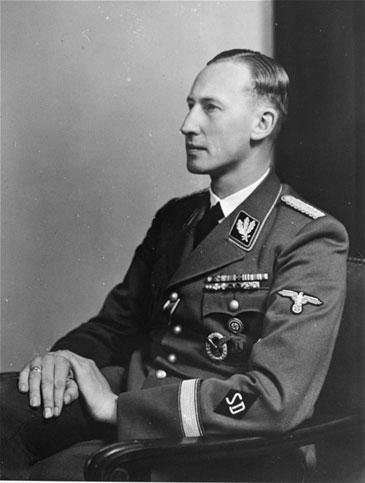 Reinhard Heydrich (Utopía Nazi)