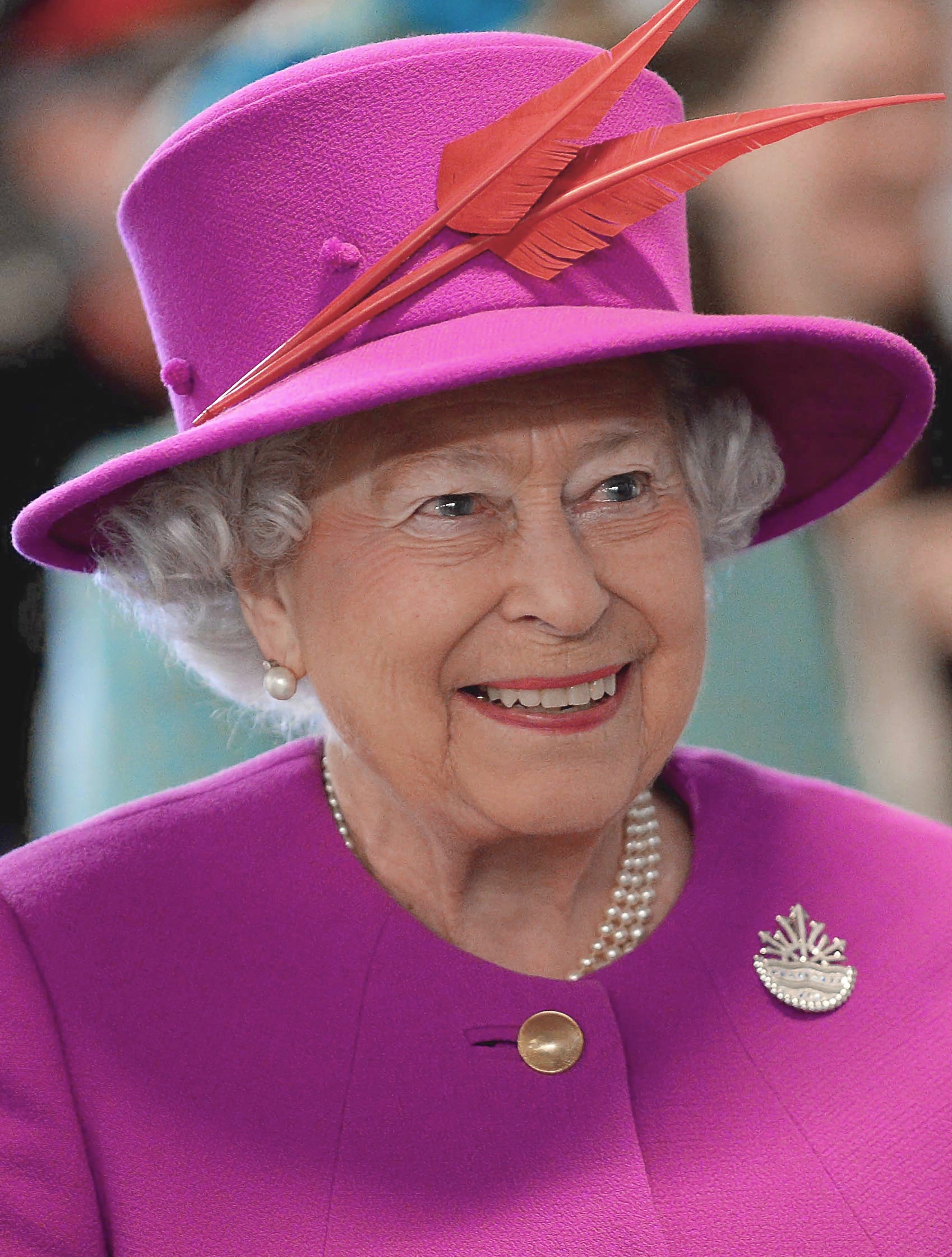 Queen Elizabeth (Joan of What?)