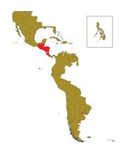 Ubicación de Guatemala (EUH)