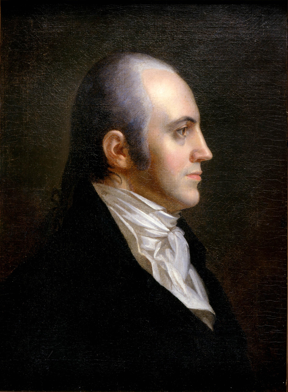 Aaron Burr (La Belle État)