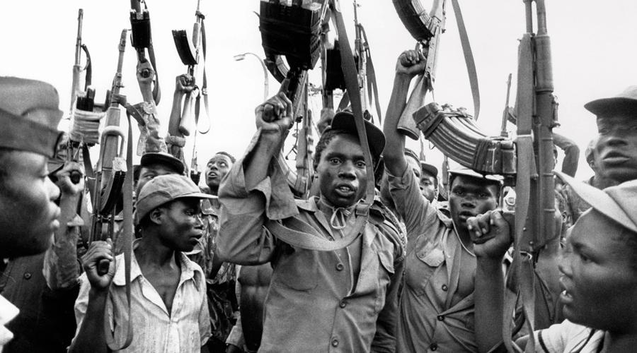 Guerra del África Austral (Utopía Nazi)