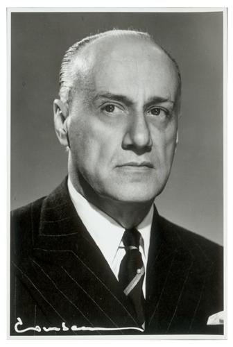 Jorge Alessandri (Chile No Socialista)
