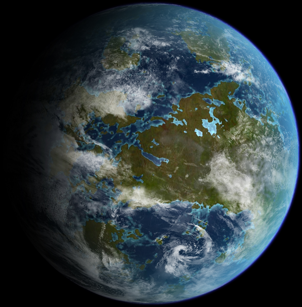 A System of Earths