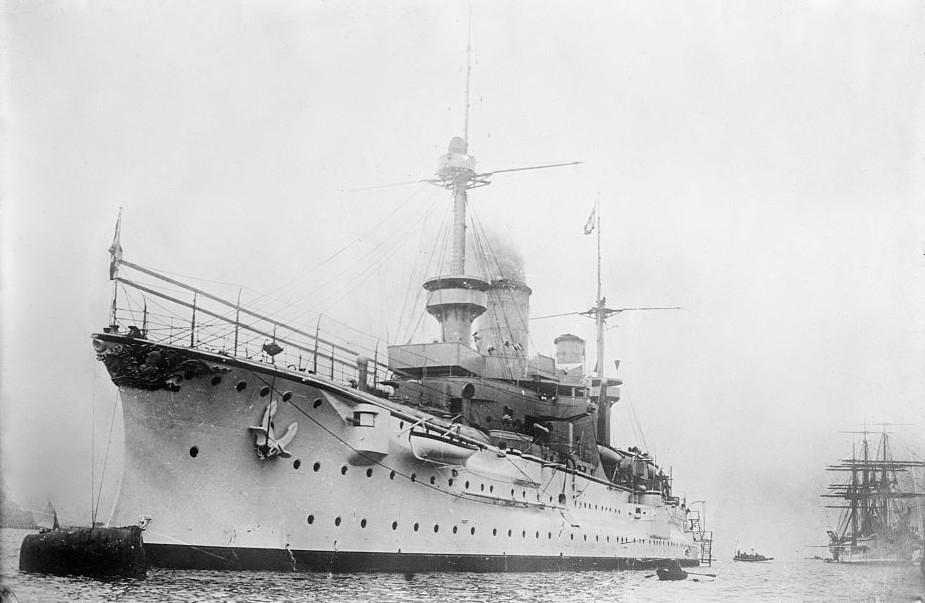 List of Cruisers of the Burgundian Royal Navy (Principia Moderni IV Map Game)