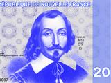 New France Franc (Treaty of Utrecht)