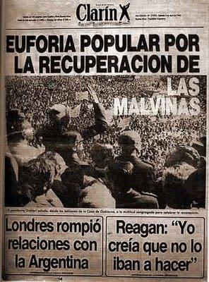 1982: Victoria Argentina