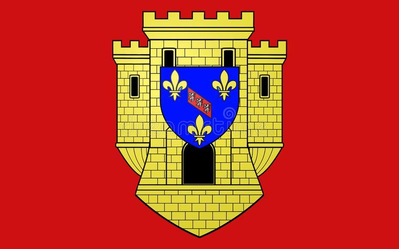 County of Gien (Merveilles du Monde Map Game)