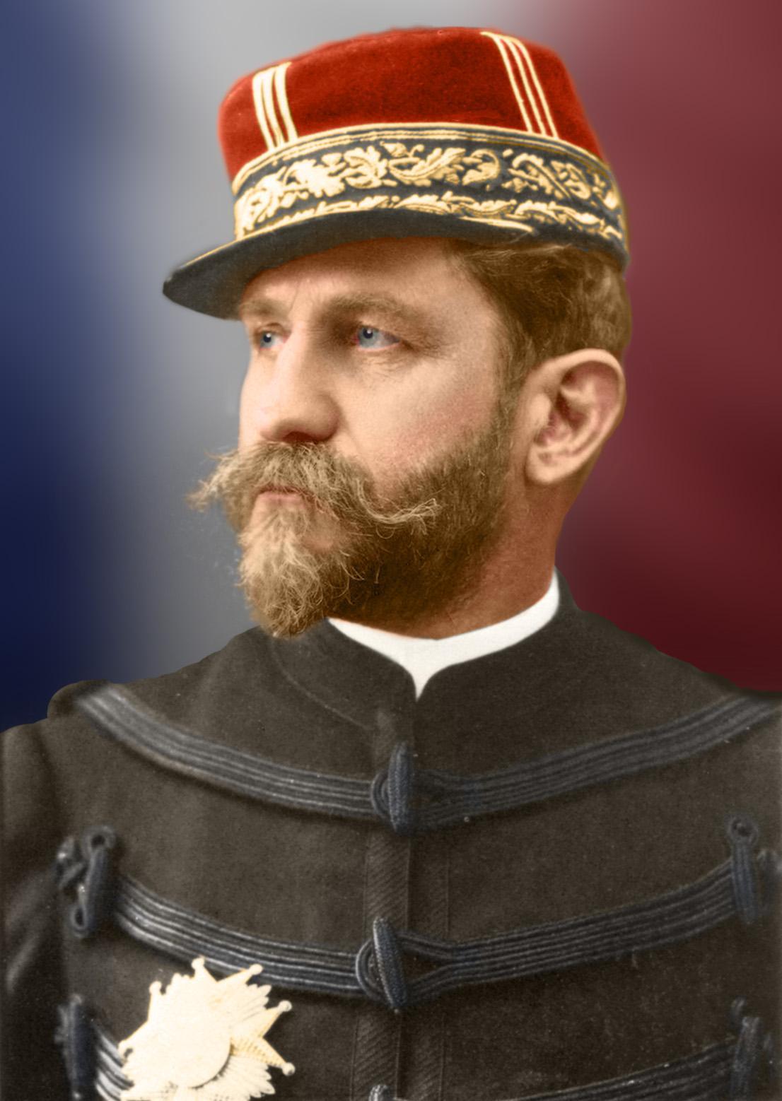 Жорж Буланже (Свобода, равенство, братство!)