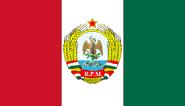 Bandera México Socialista (Kaiserreich)