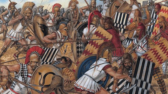 El gran Imperio Aquemenida