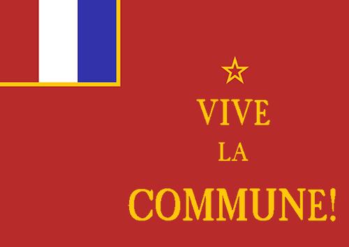 Французская Коммуна (Мир победившего империализма)