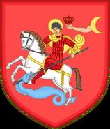 Kingdom of Georgia coat of arms
