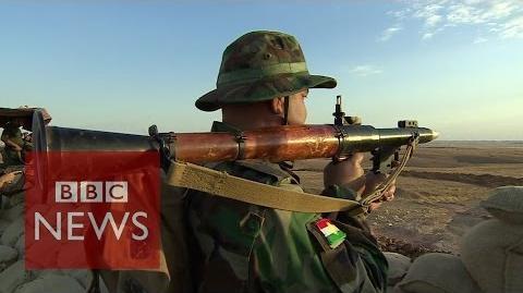 Kurdish_weapons_'no_match'_for_Islamic_State_-_BBC_News