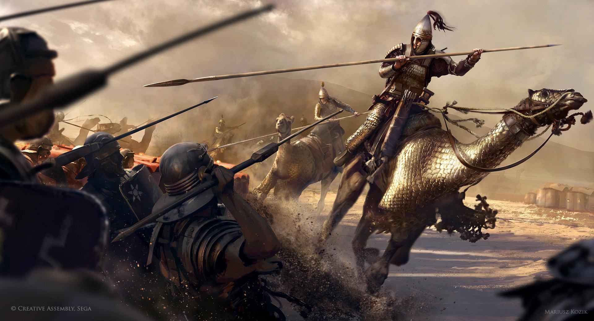 100 - 200 AD (Guardians)