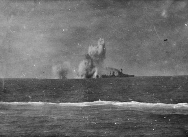 Battle of the Java Sea (Yellowstone: 1936)