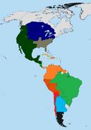 Mapa Batalla Continental 17.0