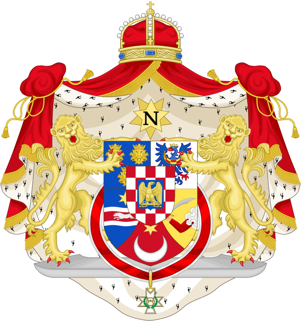 Королевство Иллирия (Pax Napoleonica)