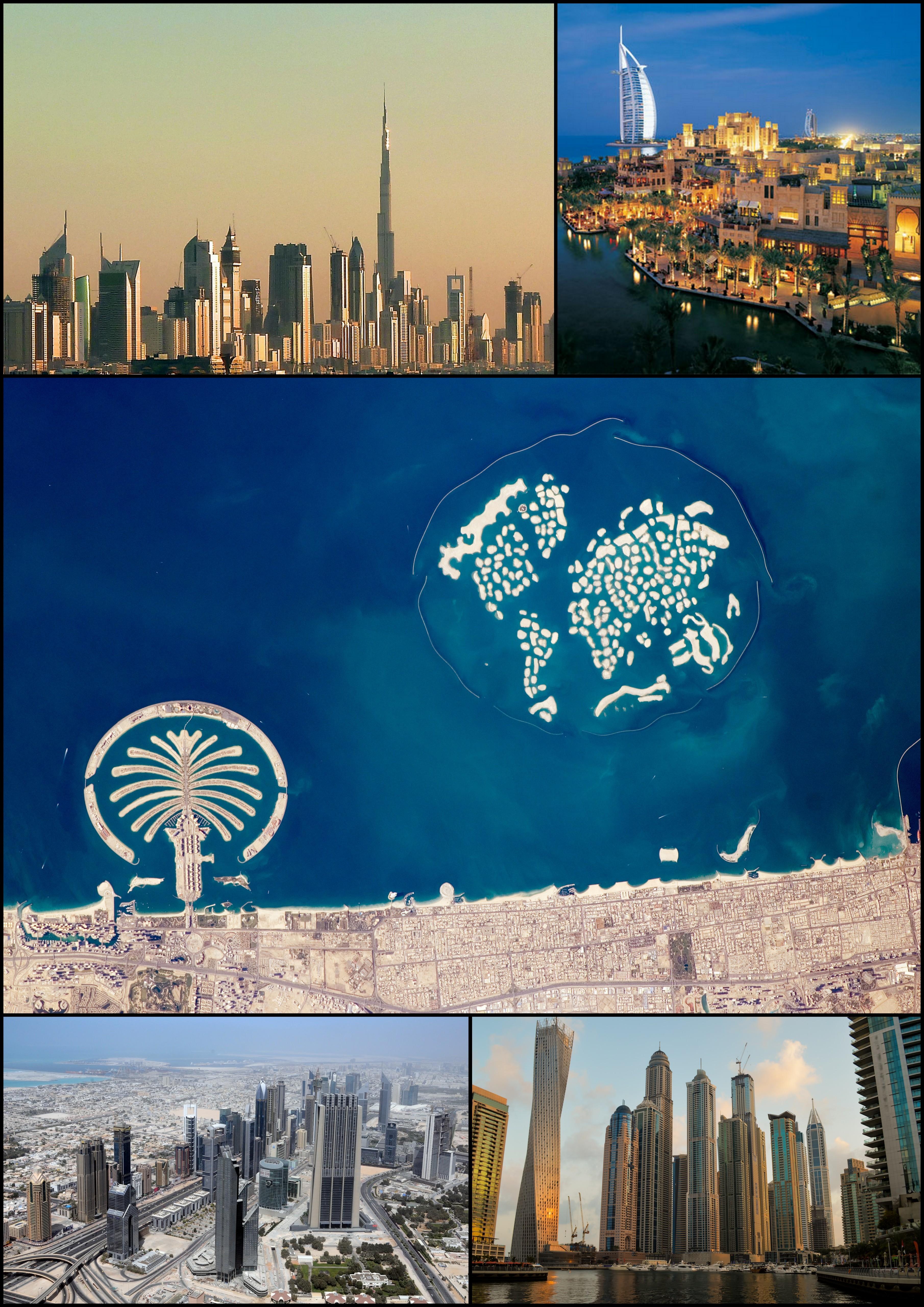 Dubái, ciudad (MNI)