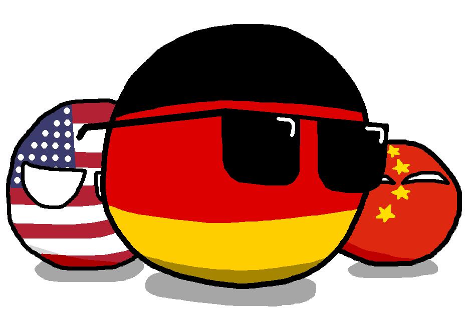 Alemania Superpotencia