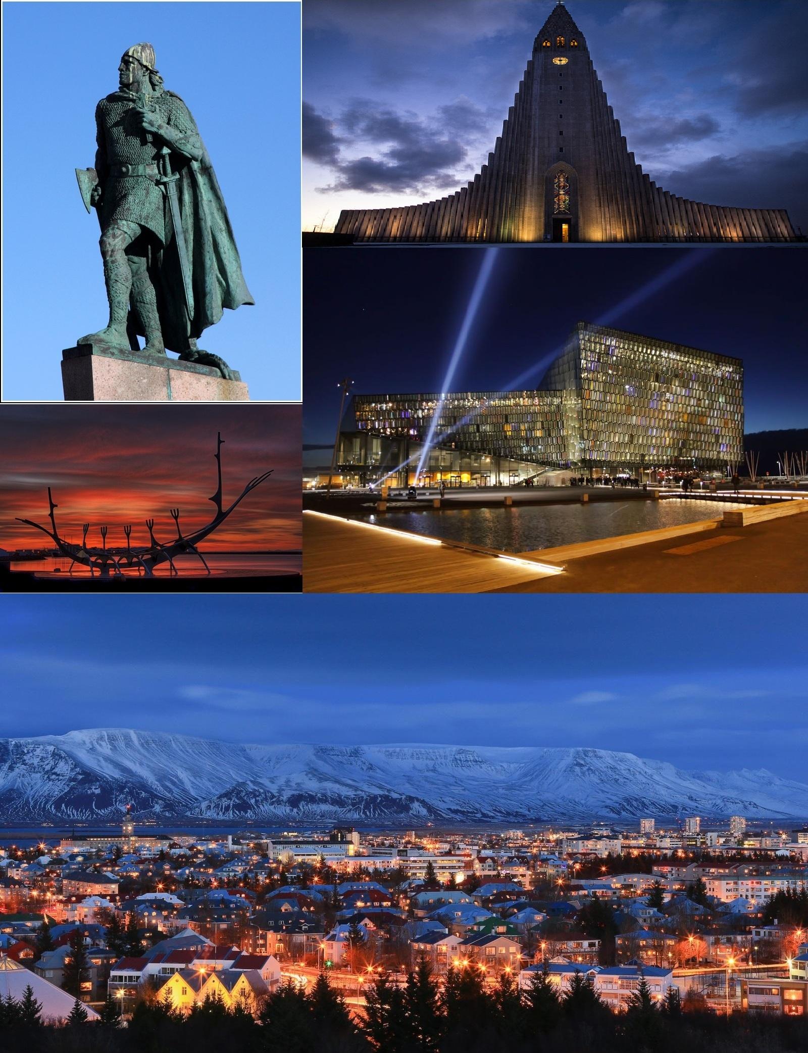 Reykjavík (Utopía Nazi)