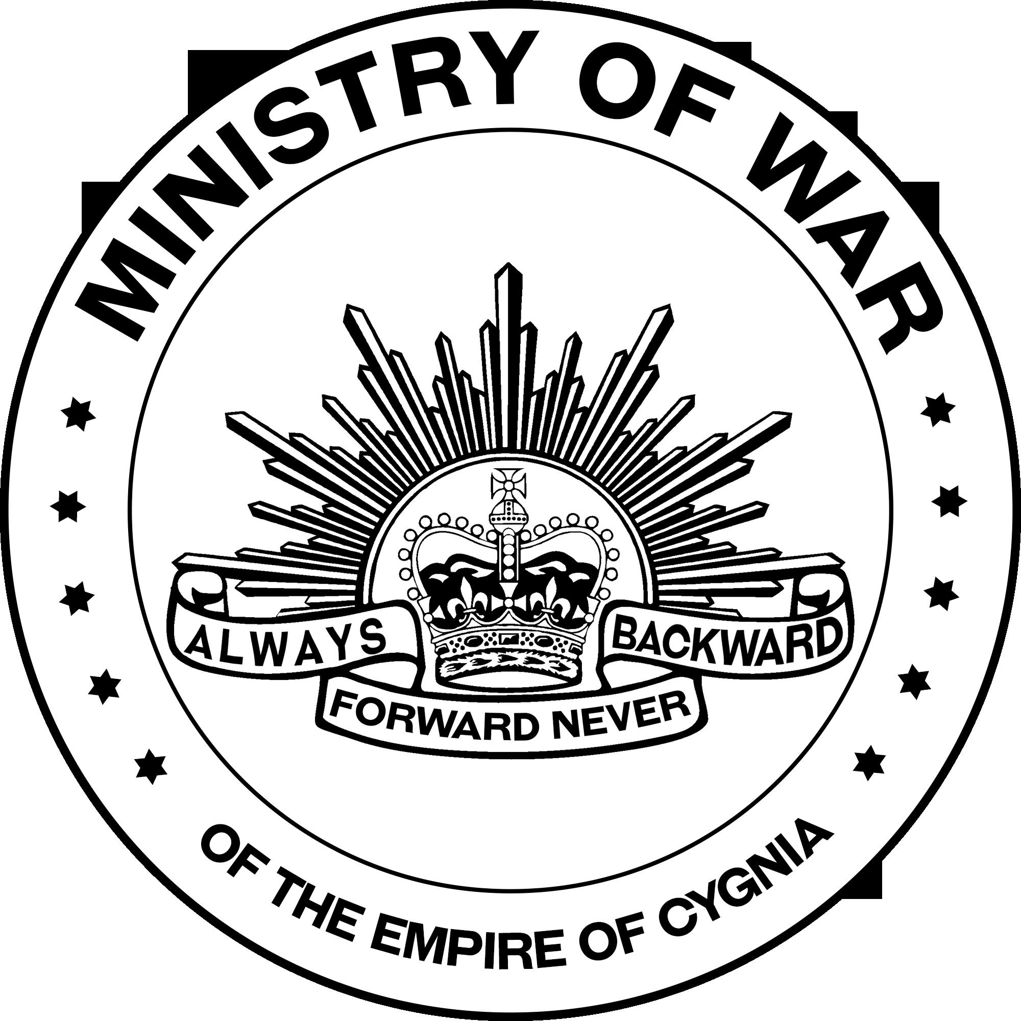Cygnian Ministry of War (Joan of What?)