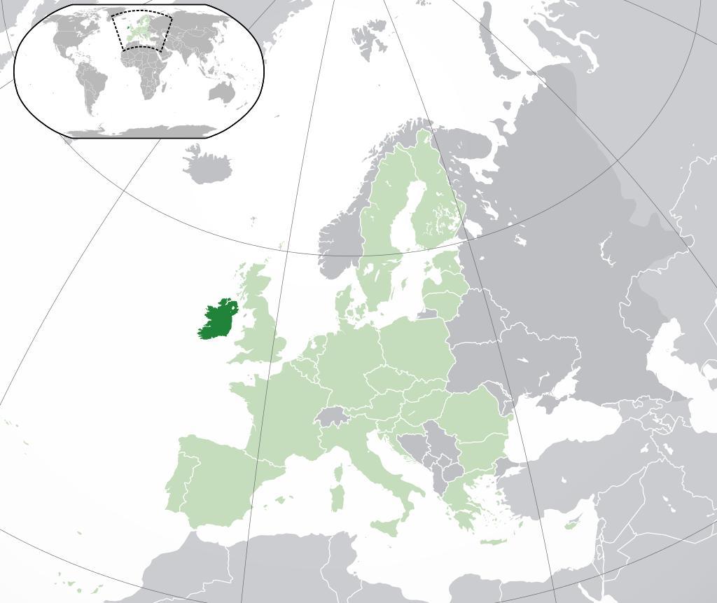 Irlanda (México Republicano y Prospero)