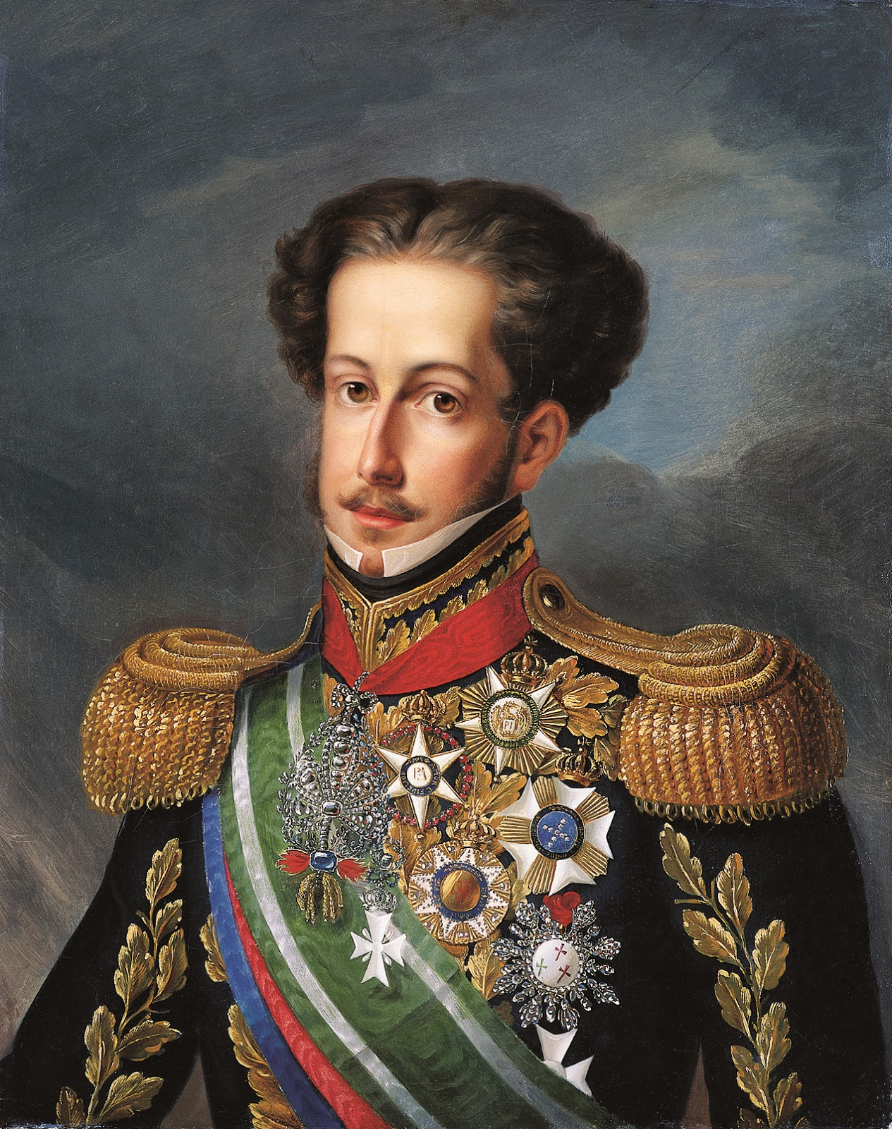 List of Monarchs of Brazil (A Whole New World)