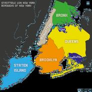 New YorkStadtteile