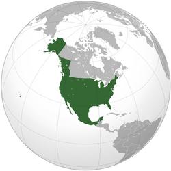 Localización de Unión de Estados Americanos