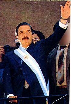 Raúl Alfonsín (Chile No Socialista)