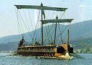 KriegsschiffKorsika