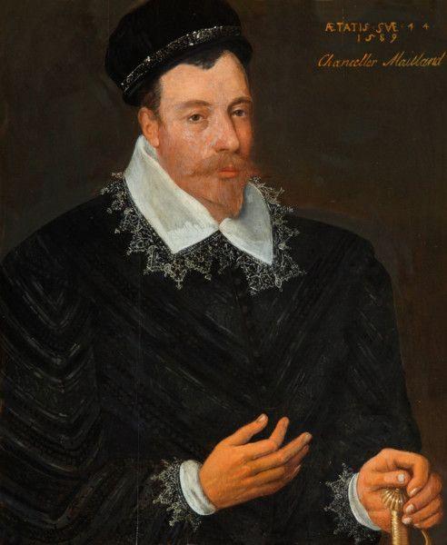 Alexander, 1st Duke of Ross (Blooming Roses)