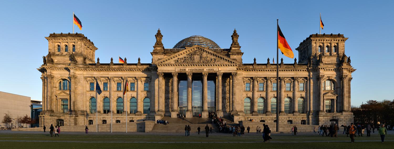 Политические партии Германии (МСВР)