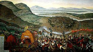 Великая Турецкая война (Трагедия Мадридского двора)