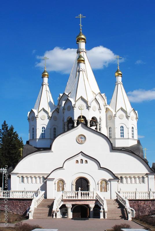 Храм-памятник русской славы в Сморгони (МПБД)