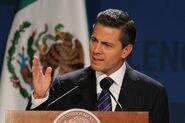 Enrique Nieto Ultimatum