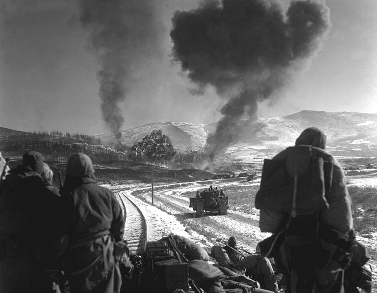 1950s (6-2-5 Upheaval)