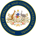 Seal of the Cygnian Ministry of Foreign Affairs.png