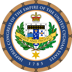 Seal of the Imperial Congress of Cygnia.png