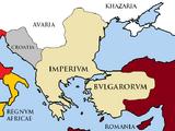 First Bulgarian Empire (Fidem Pacis)