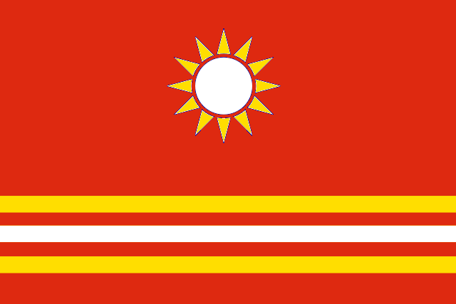 A World of Difference Flag of West China.PNG
