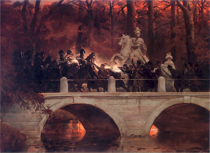 Польская война за независимость (Свобода, равенство, братство!)
