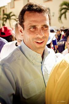 Henrique Capriles (Chile No Socialista)