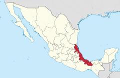 Ubicación de Veracruz (No Revolución)